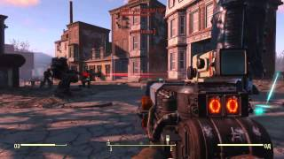 Fallout 4 Зачистка Подземки и уничтожение Института PS4 от Kentowa