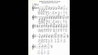 Immaculate Heart of Mary Hymn - Vox Amigos