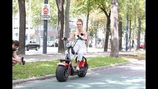 Neue E-Scooter flitzen jetzt durch Wien