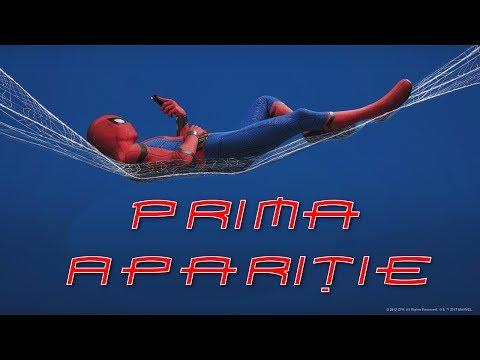 PRIMA APARIȚIE - Spider-man (Amazing Fantasy #15, 1962, Marvel)