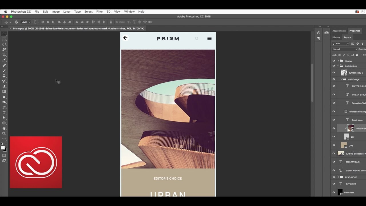 Everything A Photoshop User Needs to Get Started in Adobe XD