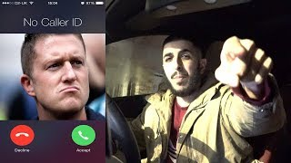 ALI DAWAH PHONES TOMMY ROBINSON - GETS HEATED