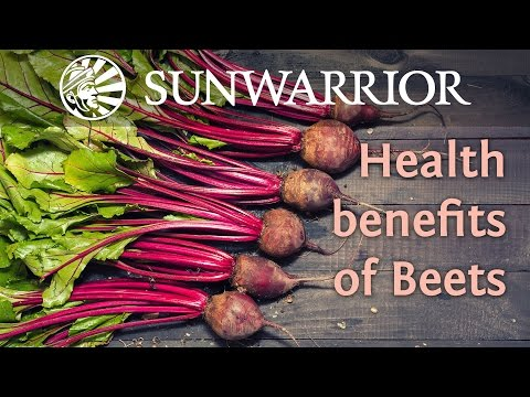 Health Benefits of Beets | Dr. Weston | Sunwarrior