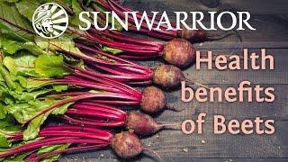 Health Benefits of Beets | Dr. Weston | Sunwarrior