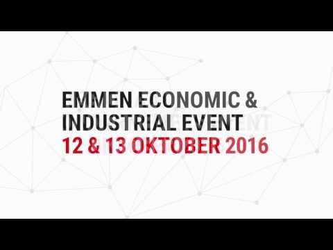 Emmen Economic Industrial Event & Jan Geert Vierkant