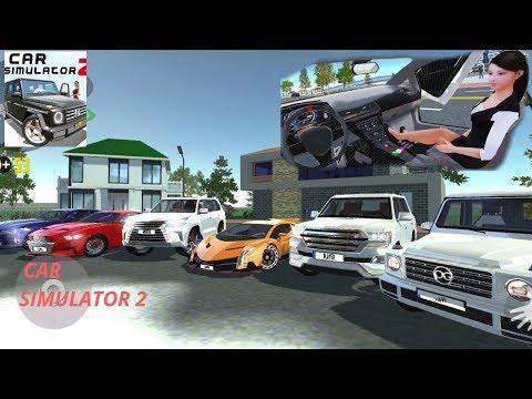 I Purchased a Lamborghini in Car Simulator 2 #Techzandroid