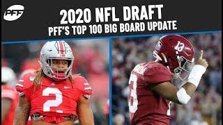 2020 NFL Draft: PFF's Top 100 Big Board Update   PFF