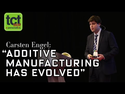 3D Printing: The New Generation of Implants | Carsten Engel | Xilloc | TCT Show