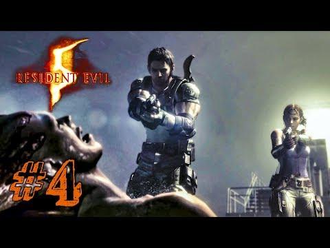 ИРВИН ШМИРВИН! ► Resident Evil 5 Прохождение #4 ► ХОРРОР ИГРА