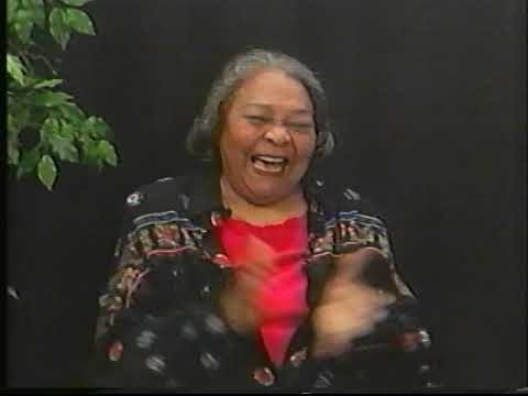 ESTHER ROLLE PT 2 HONORED