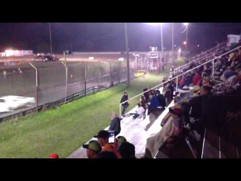 Factory Stock Feature part 6 Superbowl Speedway 3-18-17