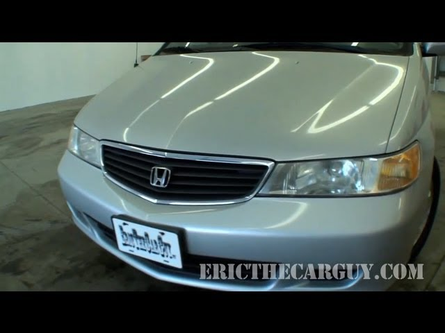 How I Drove My 2001 Honda Odyssey with a Bad Transmission - EricTheCarGuy
