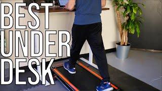Best Under Desk Treadmills 2021