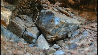 Treasure hunting, crystal faces and fluorite, Colorado 2018 - how to rock hound