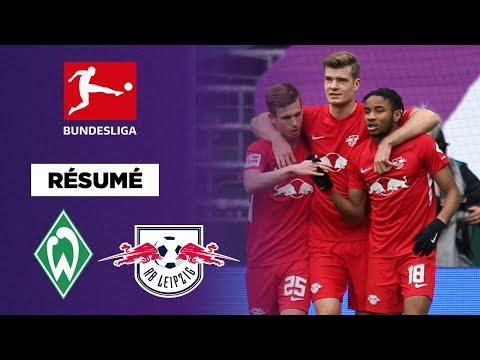 Résumé : Le RB Leipzig démolit le Werder Brême !