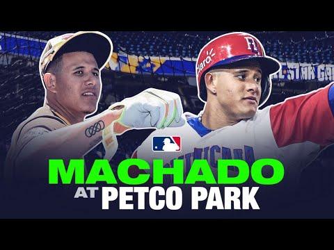 Machado's Best Petco Park Moments