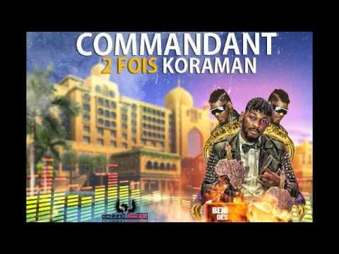 DJ ARAFAT FT DEBORDO - 2 FOIS KORAMAN OKAY OKAY [ACT2]