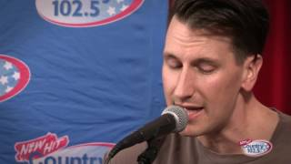 Russell Dickerson performs in Studio 102.5!