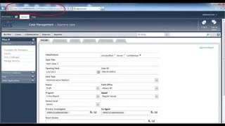 Sharepoint case management application ...