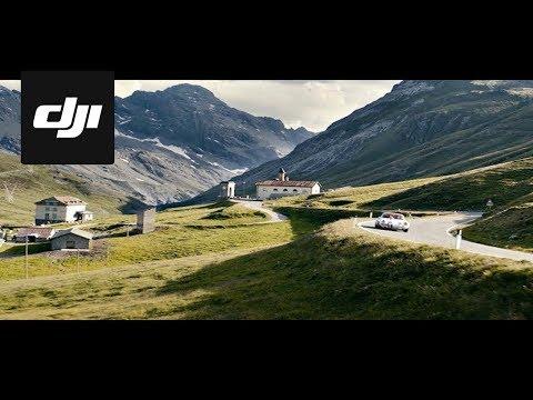 DJI — Stelvio Pass: A Short Film Shot on the Zenmuse X7