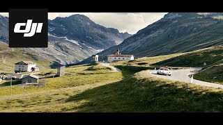 DJI — Stelvio Pass: A Short Film Shot on the Zenmuse X7