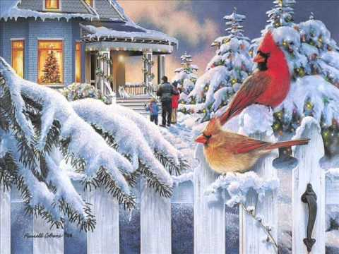 White Christmas-Bing Crosby(with lyrics)