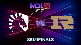 Team Liquid vs Royal Never Give Up Game 1 - MDL Macau 2019: Semifinals