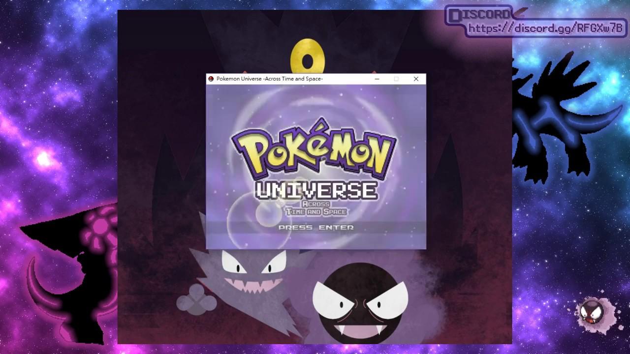 Pokemon universe download gba
