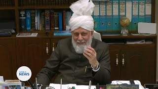 This Week With Huzoor - 25 December 2020