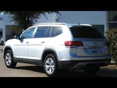 New 2018 Volkswagen Atlas Dallas TX Garland, TX #V180532 - SOLD