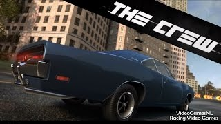 The Crew | 1969 Dodge Charger R/T Hemi Gameplay - Test Drive (PS4 & Xbox One) [HD]