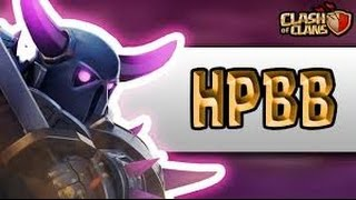 Clash of Clans: Maxing out Baby Dragons   HPBB Th9 Strategy   No Heros