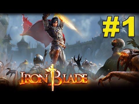 Yeni RPG İronblade Yakında Geliyor/ Gameloft