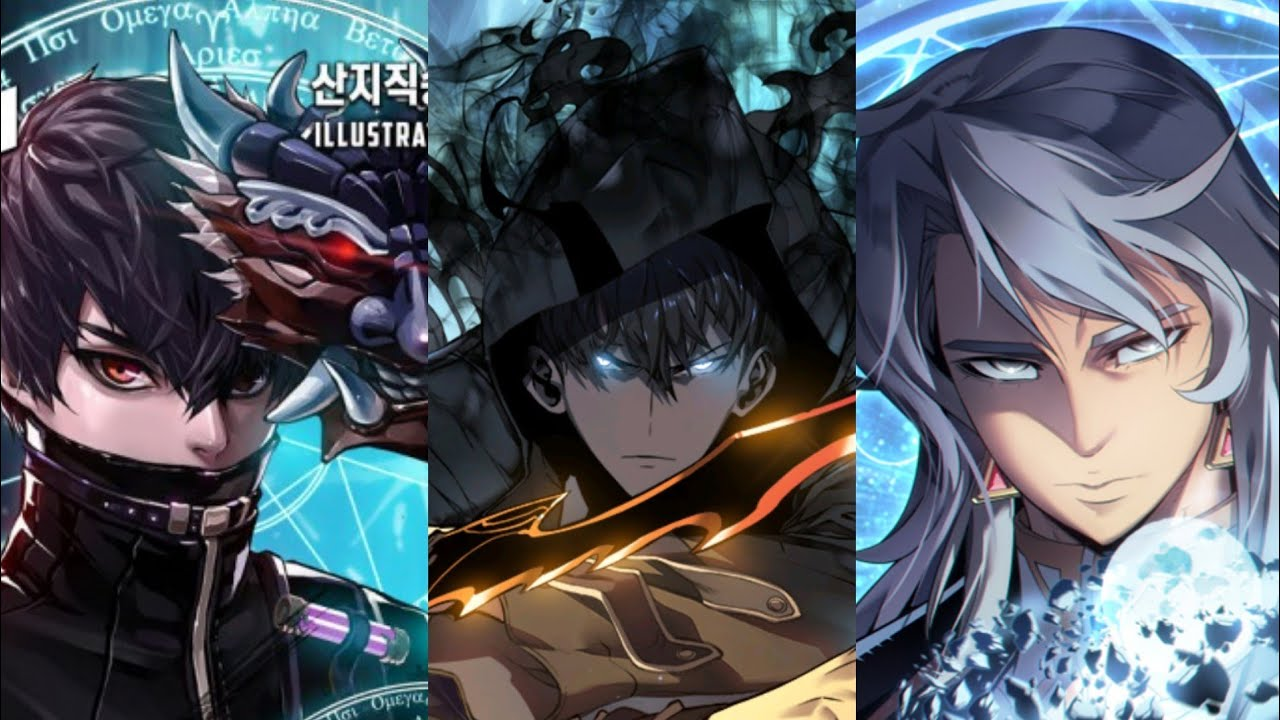 Action Fantasy Manhwa that will make you STAY UP ALL NIGHT