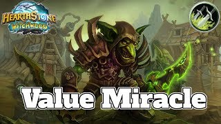 Miracle Rogue Witchwood | Hearthstone Guide How To Play