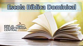 """EBD Online: """"A Bíblia (pt.2)"""" - 06 de dezembro de 2020"""
