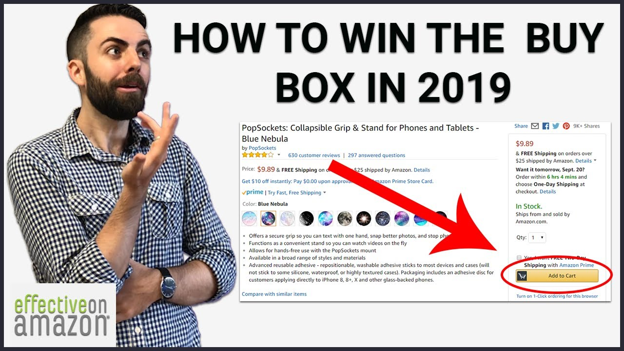 52f4fcec2a How to Win the Amazon Buy Box in 2019