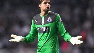Tim Krul best saves vs Tottenham 2013/14 by Gladkyy22