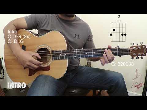 Vinanto (Tirike) - Malagasy Guitar Tutorial