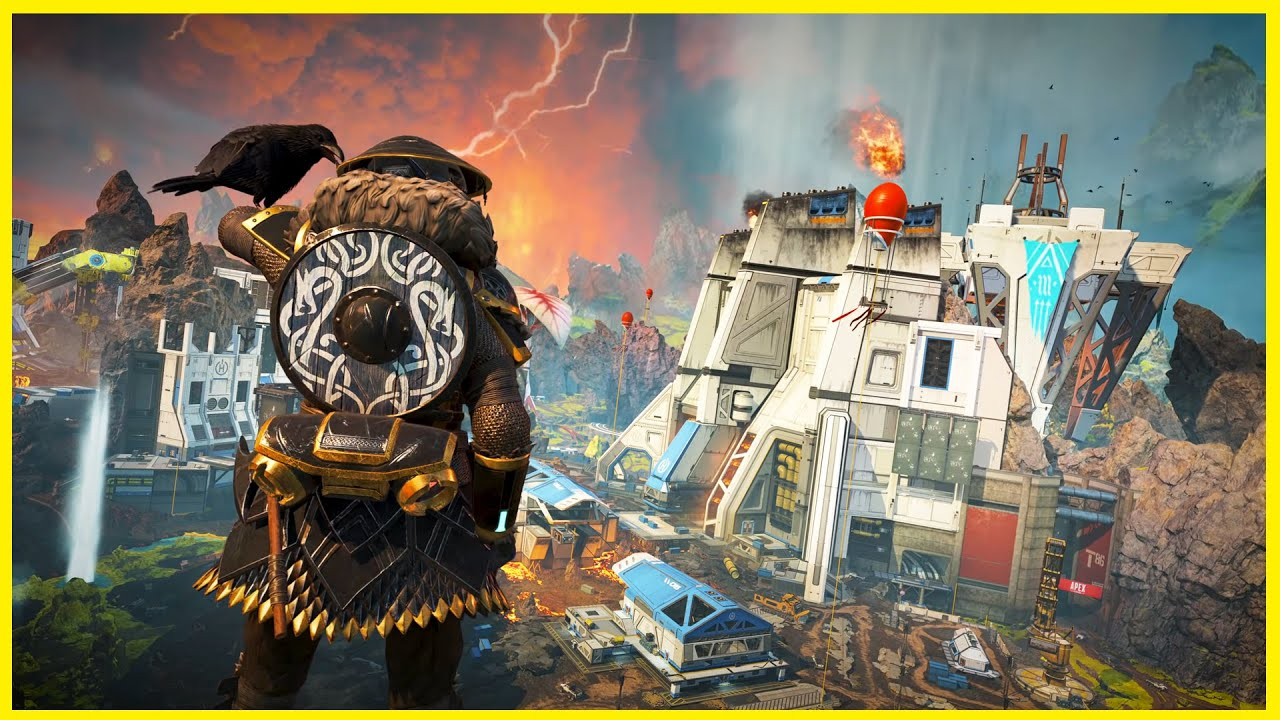 Reacting To Apex Legends: Emergence Gameplay Trailer & New Map Changes Blog