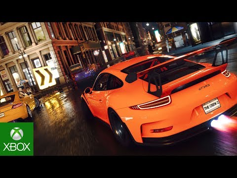 The Crew 2 -  E3 2017 Motorsports Gameplay Walkthrough