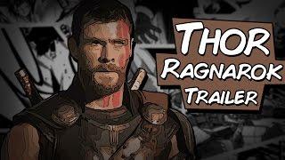 Thor: Ragnarok Trailer (Paródia Redublagem)