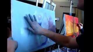 Видеоуроки живописи Макс Скоблинский