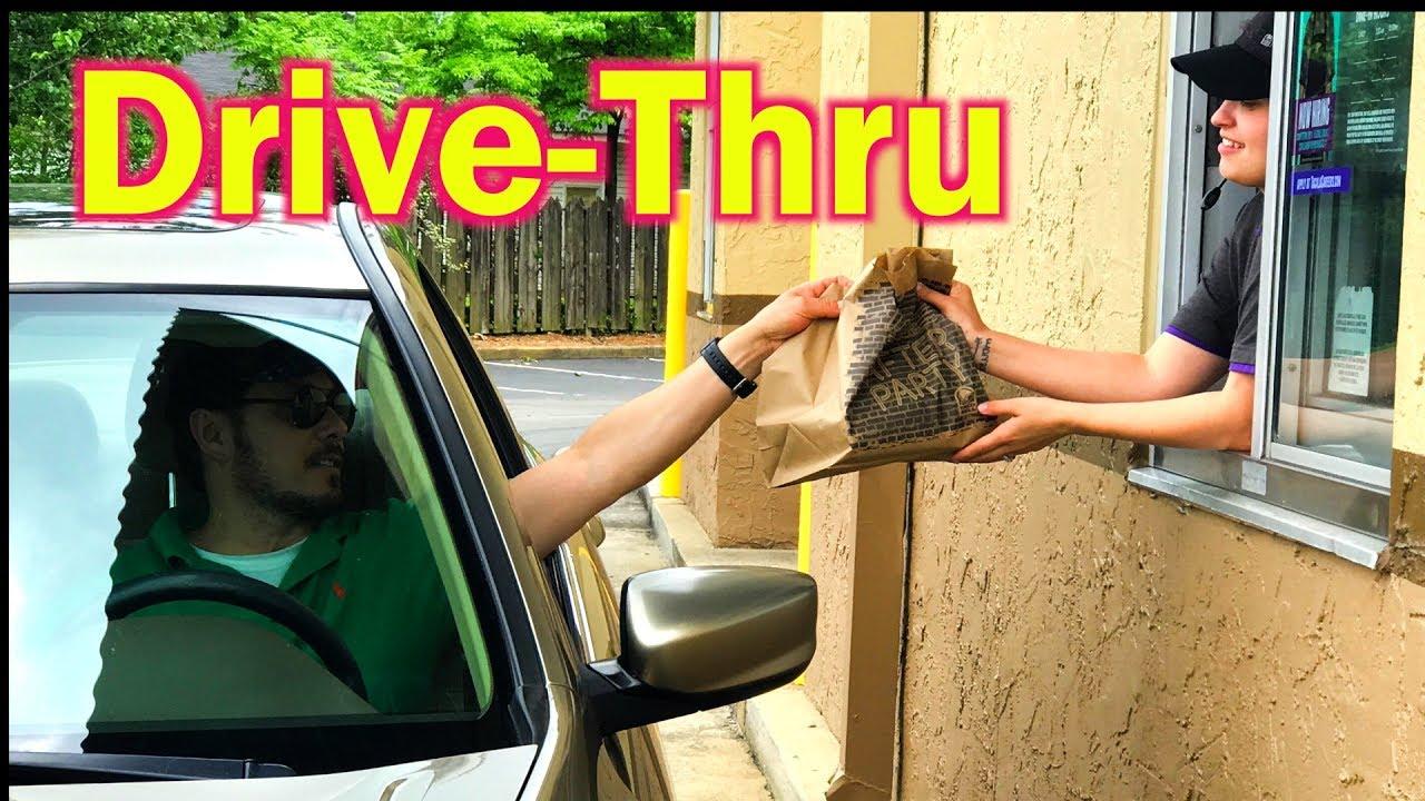 Cómo ordenar comida / FAST FOOD en inglés - DRIVE-THRU!