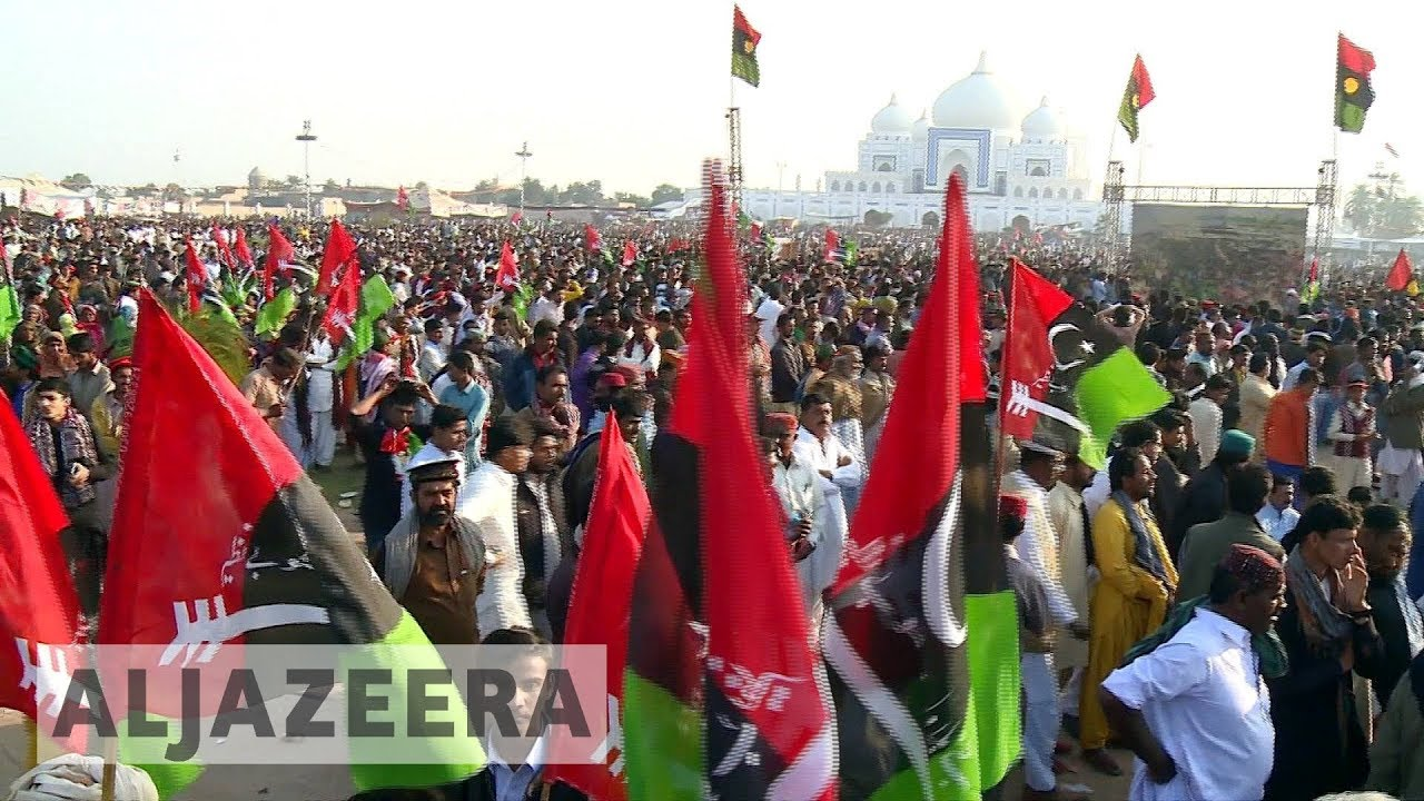 Pakistanis rally on Bhutto's death anniversary
