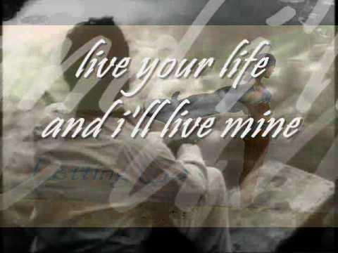 Separated by Usher [lyrics]