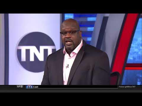 Inside the NBA: Thunder vs Lakers Halftime Report   Feb 8, 2018