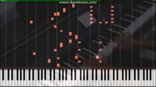 Yahari Ore no Seishun Love Come wa Machigatteiru OP -Yukitoki- Synthesia Piano arr (ZackyAnimePiano)