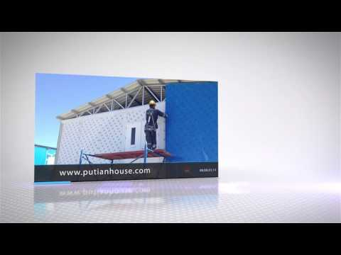 Large Scale Living Container House Project for Mining Area in Kazakhstan