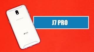 مراجعة جهاز J7 PRO - شاشة Super Amoled بسعر منخفض!